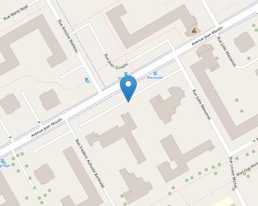 Adresse CCAS DE LA CHAPELLE-SAINT-LUC
