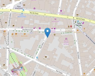 Adresse FONDATION LE FOYER DES CITES JARDINS