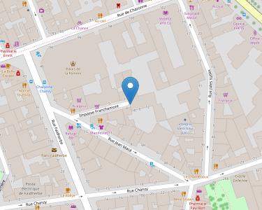 Adresse ASSOCIATION CENTRE FRANCHEMONT
