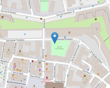 Adresse CENTRE CULTUREL ET SOCIAL DE BELFORT-NORD