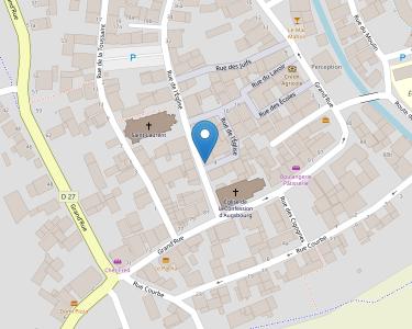 Adresse ASSOCIATION DIACONALE CONSISTOIRE DE WOERTH