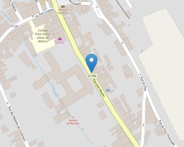 Adresse CH RIBERAC DRONNE DOUBLE