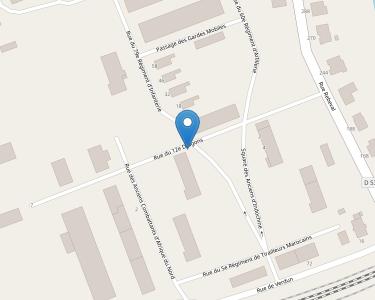 Adresse Caf des Vosges - Accueil de Neufchâteau