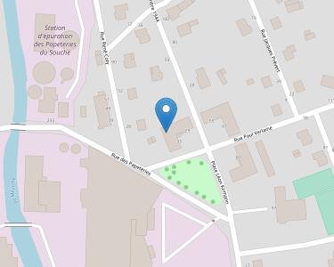 Adresse Caf des Vosges - MSAP d'Anould