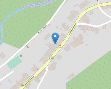 Adresse Caf des Vosges - MSAP d'Allarmont
