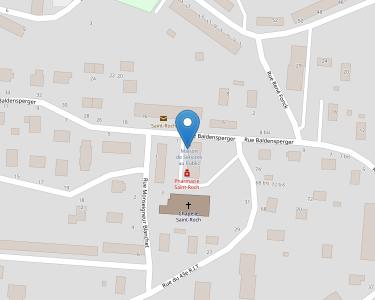 Adresse Caf des Vosges - Point relais de Saint-Dié-des-Vosges