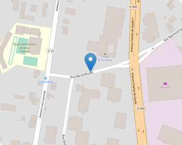 Adresse Caf de Creuse - Siège de Guéret
