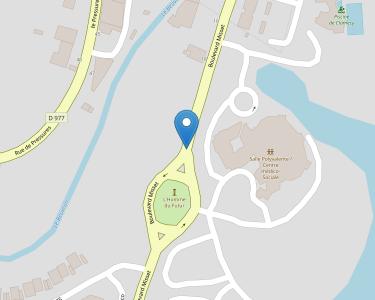 Adresse Caf de Nière - Point relais de Clamecy