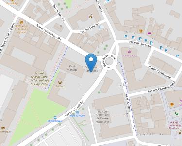 Adresse Caf du Bas-Rhin - Point relais de Haguenau