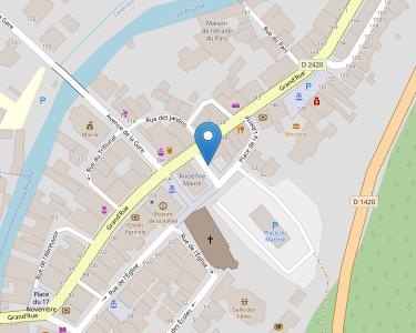 Adresse Caf du Bas-Rhin - Point relais de Schirmeck
