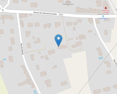 Adresse Caf d'Indre-et-Loire - Point relais de Joué-lès-Tours - Morier