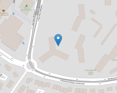 Adresse Caf de Maine-et-Loire - Accueil d'Angers - La Roseraie