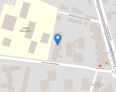 Adresse Caf de Seine-Saint-Denis - Siège de Bobigny