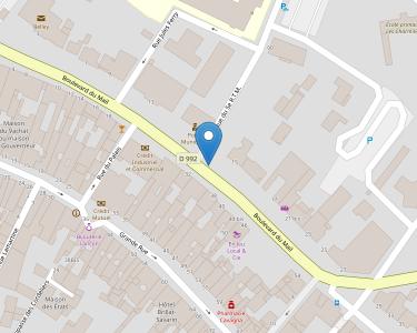 Adresse Caf de l'Ain - Point relais de Belley