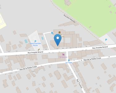 Adresse Caf de l'Ain - Point relais d'Ambérieu-en-Bugey