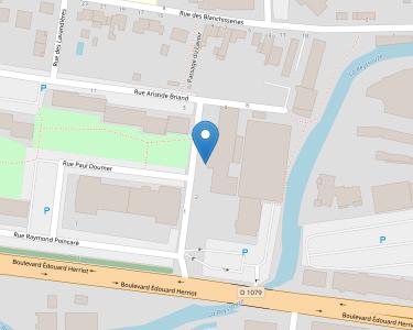 Adresse Caf de l'Ain - Siège de Bourg-en-Bresse