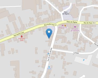 Adresse Caf de Loire-Atlantique - MSAP de Guenrouet