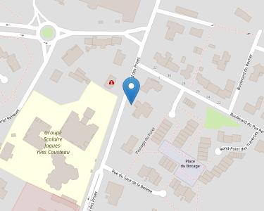 Adresse Caf de Loire-Atlantique - MSAP de Machecoul-Saint Même Le Tenu