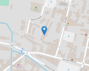 Adresse Caf de Sarthe - Point relais de La Ferté-Bernard