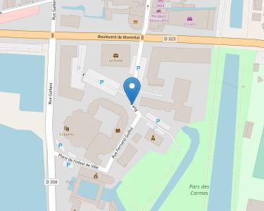 Adresse Caf de Sarthe - Point relais de La Flèche