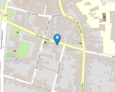 Adresse Caf de Sarthe - Point relais de Mamers