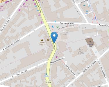 Adresse Caf des Hauts-de-Seine - accueil d'Issy-les-Moulineaux