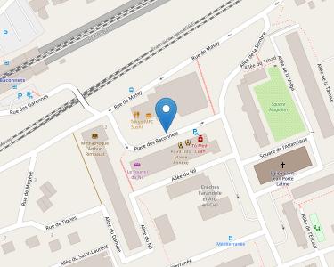 Adresse Caf des Hauts-de-Seine - MSAP d'Antony