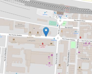 Adresse Caf des Bouches-du-Rhône - Point relais de Port-de-Bouc