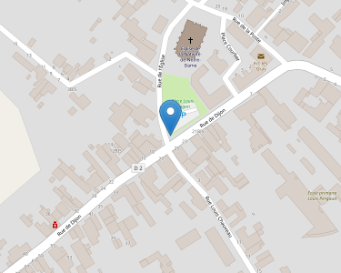 Adresse Caf de la Haute-Saône - accueil d'Arc-les-Gray