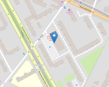 Adresse Caf du Rhône - Point relais de Lyon - 8e arrondissement