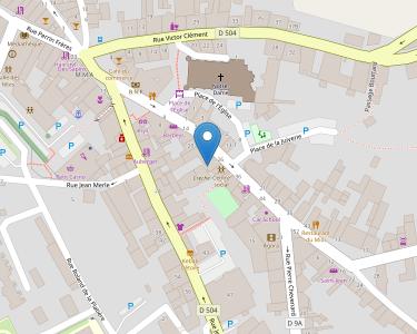 Adresse Caf du Rhône -Point relais de Thizy