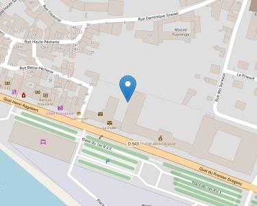Adresse Caf de l'Yonne - Point relais de Joigny