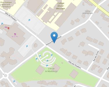 Adresse Caf de Vendée - Point relais de l'île d'Yeu