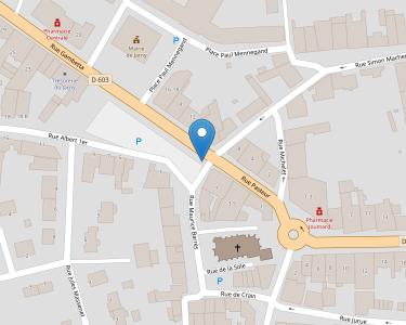 Adresse Caf de Meurthe-et-Moselle - Point relais de Jarny