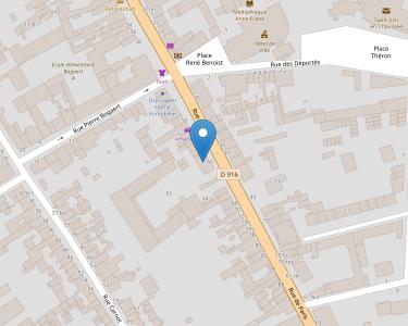 Adresse Caf de l'Oise - MSAP de Saint-Just-en-Chaussée