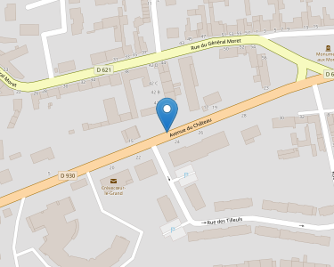 Adresse Caf de l'Oise - MSAP de Crèecoeur-le-Grand