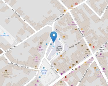 Adresse Caf du Finistère - Point relais de Douarnenez