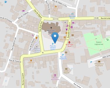 Adresse Caf du Finistère - MSAP de Guerlesquin
