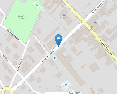 Adresse Caf de Saoie - MSAP de Saint-Jean-de-Maurienne