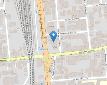 Adresse Caf de Saoie - Point relais d'Aix-les-Bains