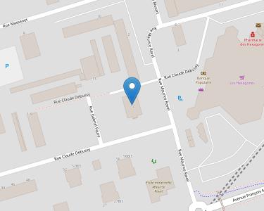 Adresse Caf du Doubs - MSAP de Montbéliard