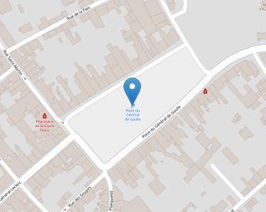 Adresse Caf du Pas-de-Calais - Point relais d'Audruicq