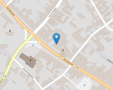 Adresse Caf du Pas-de-Calais - Point relais de Nœux-les-Mines