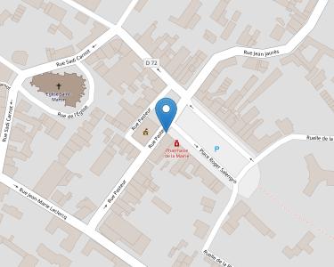 Adresse Caf du Pas-de-Calais - Point relais de Beury
