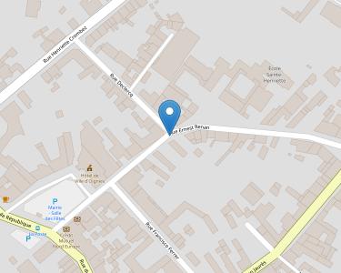 Adresse Caf du Pas-de-Calais - Point relais d'Oignies