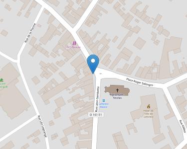 Adresse Caf du Pas-de-Calais - Point relais de Leforest