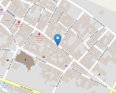 Adresse ASSOCIATION LOCALE AMDR DE GOUAIX ET SES ENVIRONS