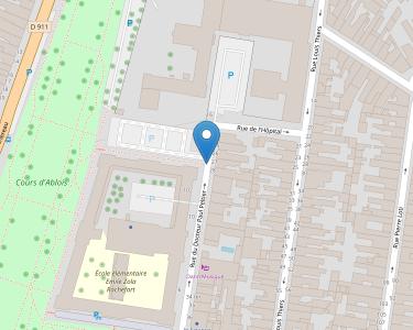Adresse Caf de Charente-Maritime - Accueil de Rochefort