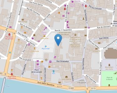 Adresse Caf du Lot - Point relais de Figeac