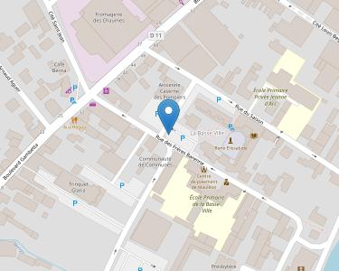 Adresse Caf de Béarn-et-Soule - MSAP de Mauléon-Soule